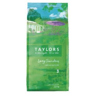 TAYLORS LAZY SUNDAY COFFEE 227G