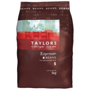 TAYLORS ESPRESSO COFFEE BEANS 1KG