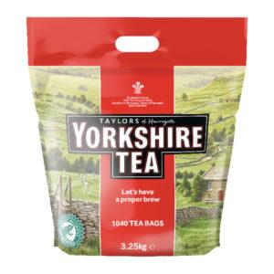 YORKSHIRE TEA BAG PK1040