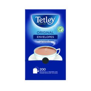 TETLEY ENVELOPE TEABAGS PK200