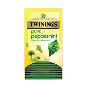 TWININGS PURE PEPPERMINT H/INFUS TEA P20