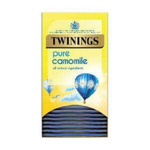 TWININGS CAMOMILE TEA P20 F14379