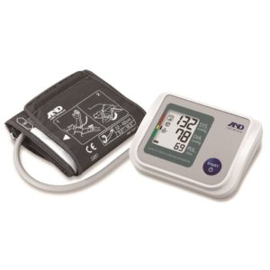 A&D Blood Pressure Monitor With Multisize Cuff 22-42cm