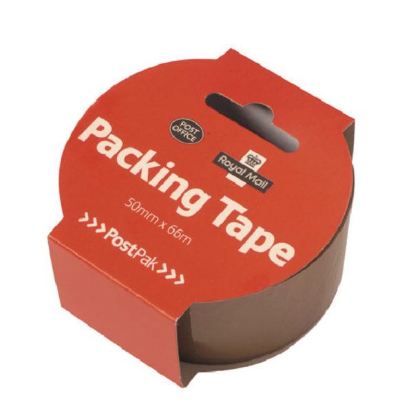 POSTPAK PACKING TAPE BUFF 6250899R