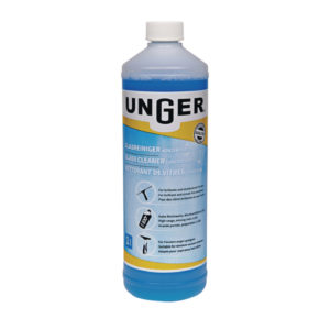 UNGER GLASS CLEANER 1 LITRE EACH
