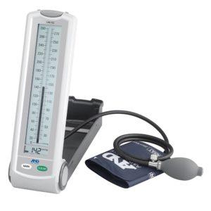 A&D Mercury Free Sphygmomanometer
