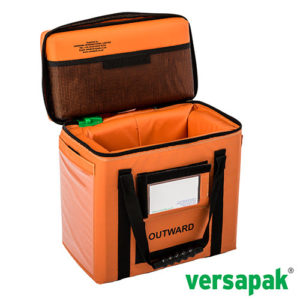 Versapak Insulated Medical Vaccine Carrier-Small (T2)