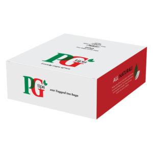 PG TIPS TAGGED TEA BAGS PK100 1004539