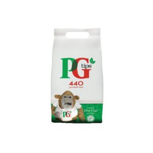 PG TIPS PYRAMID TEA BAGS PK440