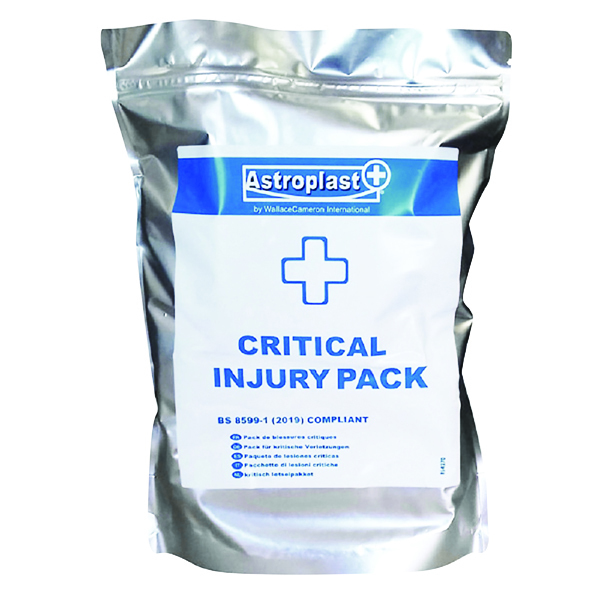 ASTROPLAST CRITICAL INJURY PACK