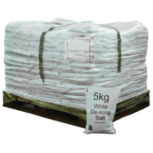 FD SALT BAGS 5KG X200 WHITE 1 PALLET