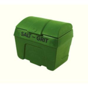 BIN SALT/GRIT GRN NO HOPPER 200L GRN