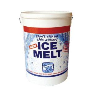 ICE MELT TUB/DISPENSER 18.75KG EA  A