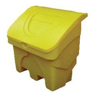 FD GRIT/SAND BOX SLIMLINE 130 LITRE YLW