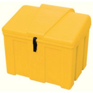 GRIT/SAND BOX 110 LITRE YELLOW