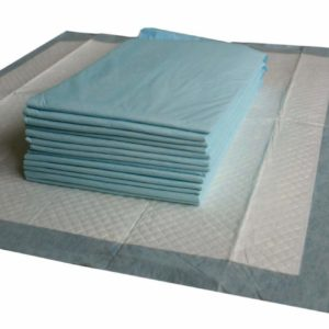 Inco Bed Pads 5ply, 75 x 57cm x 200