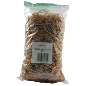 RUBBER BAND SIZE 14 454GM 1.55MMX50MM