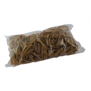 RUBBER BAND SIZE 63 454GM 6MMX80MM