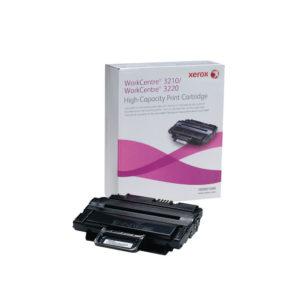 XEROX 3210 TONR CART HICAP BLK 106R01486