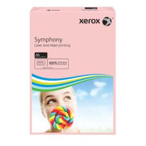 XEROX SYMPHONY A4 80GSM PSTL PINK PK500