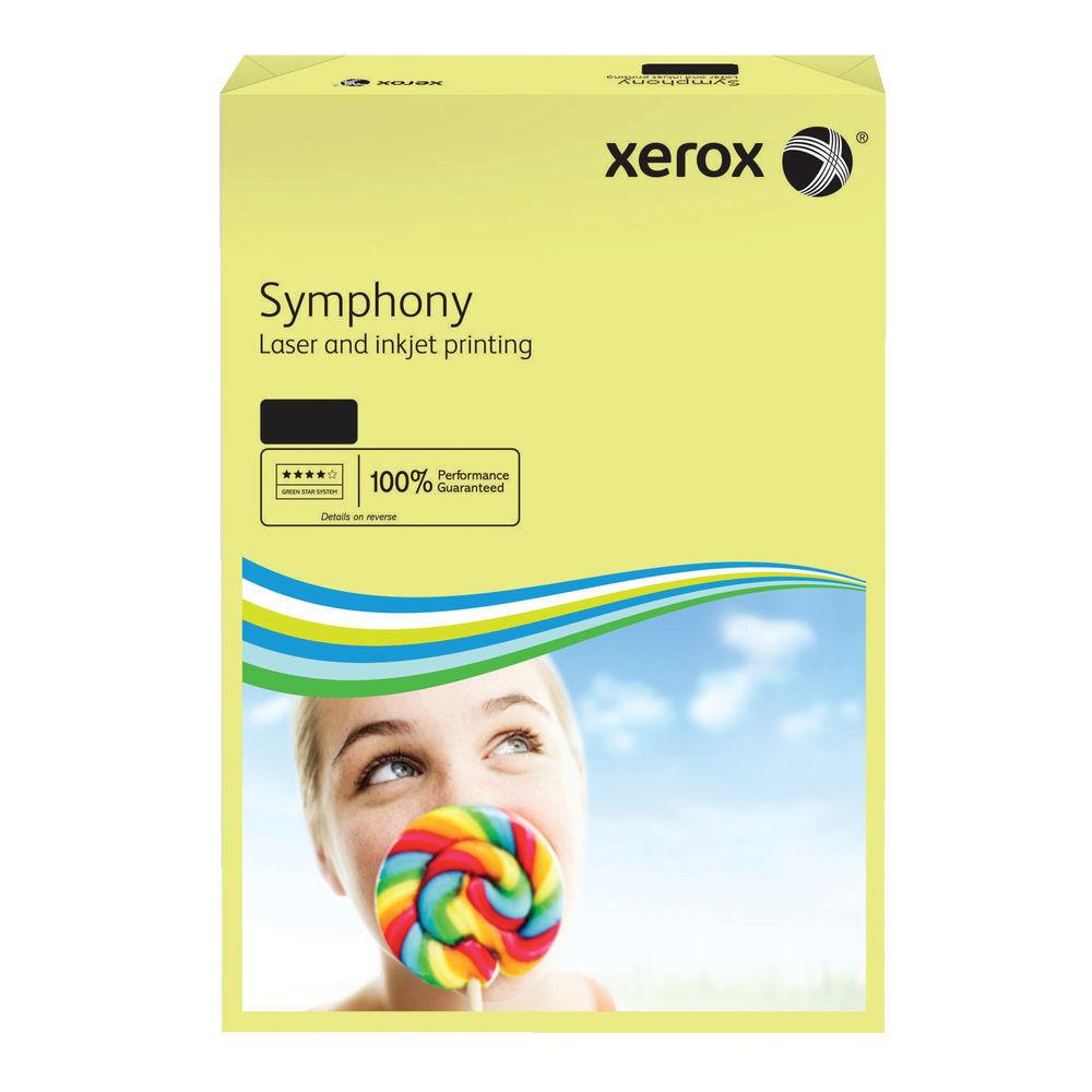 XEROX SYMPHONY A4 80GSM PSTL YLW PK500