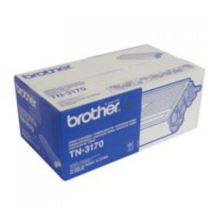 Brother Original TN3170 Toner Cartridge TN-3170 Toner Cartridge for the Brother HL-5240 30ppm Mono Laser Printer. Up to 7,000 A4 Pages
