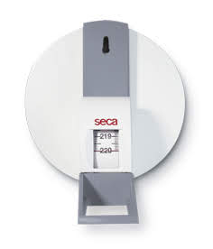 Seca 206 Roll-up Height Measure with Wall Attachment 220cm